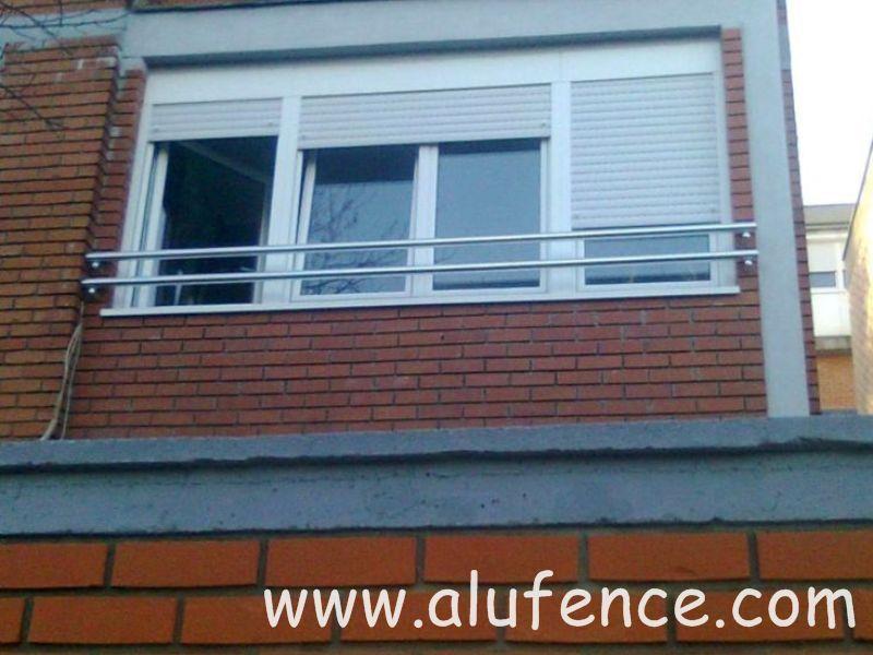 Alufence - Aluminijumske Ograde i Gelenderi 022