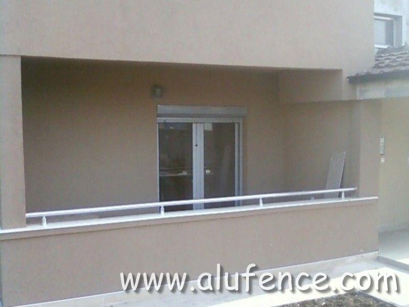 Alufence - Aluminijumske Ograde i Gelenderi 025