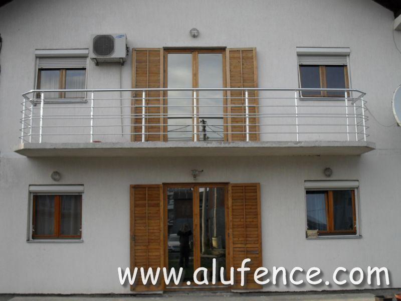 Alufence - Aluminijumske Ograde i Gelenderi 030