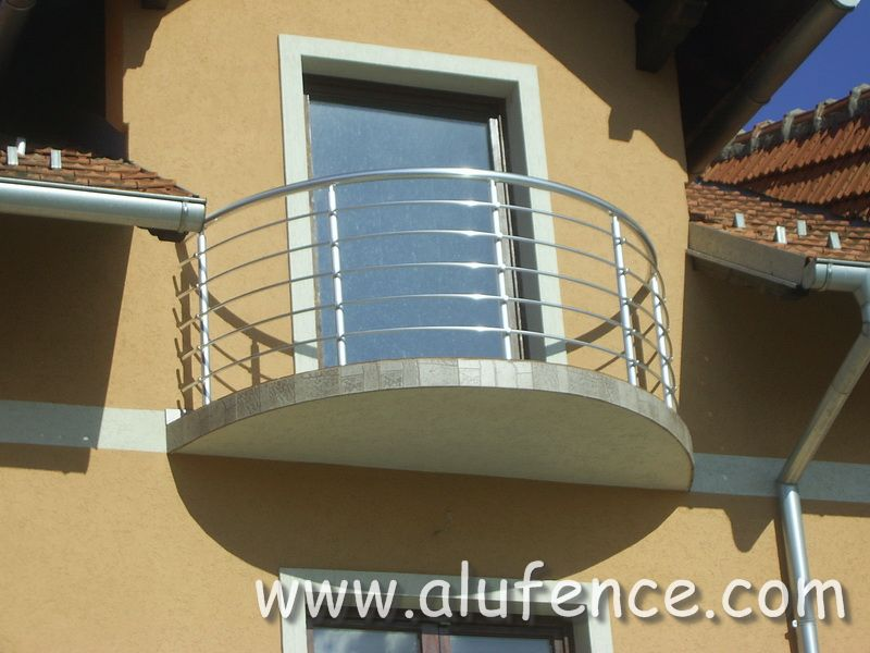 Alufence - Aluminijumske Ograde i Gelenderi 038