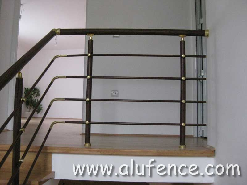 Alufence - Aluminijumske Ograde i Gelenderi 049