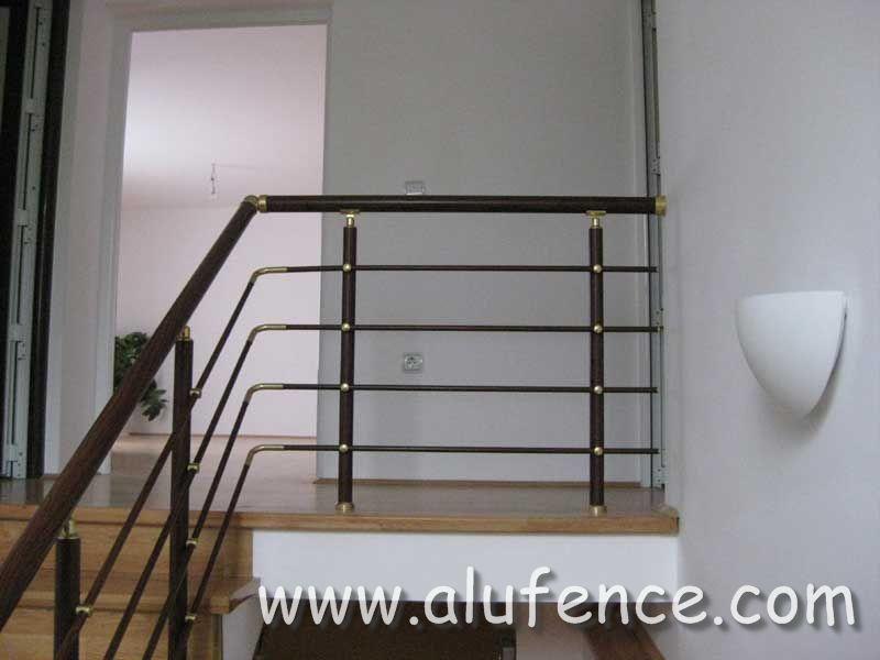 Alufence - Aluminijumske Ograde i Gelenderi 050