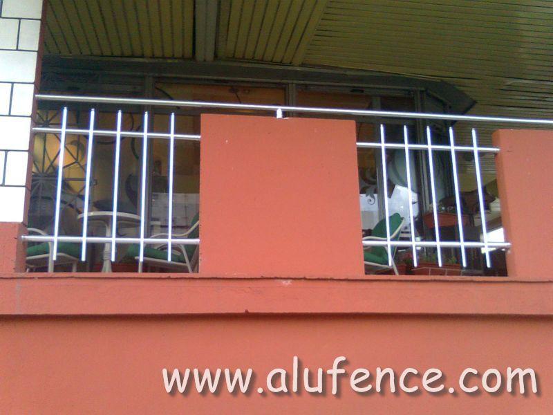 Alufence - Aluminijumske Ograde i Gelenderi 053