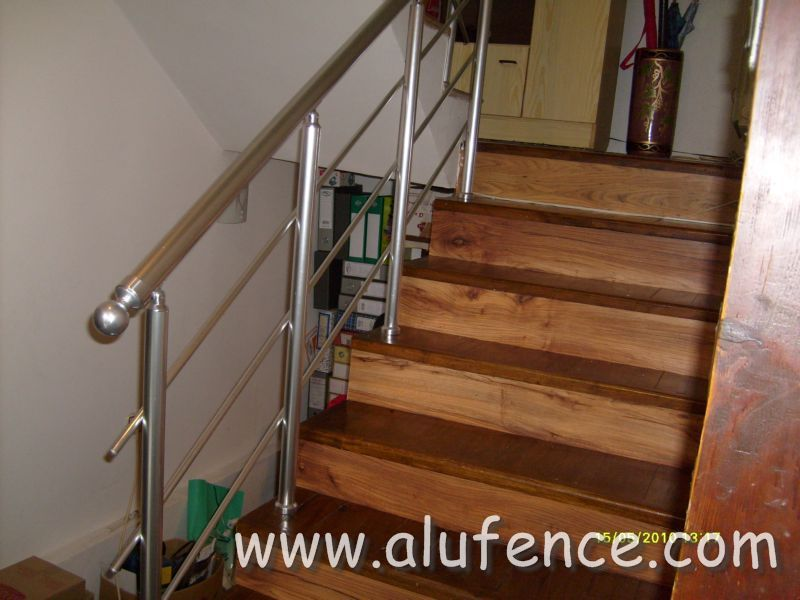 Alufence - Aluminijumske Ograde i Gelenderi 058