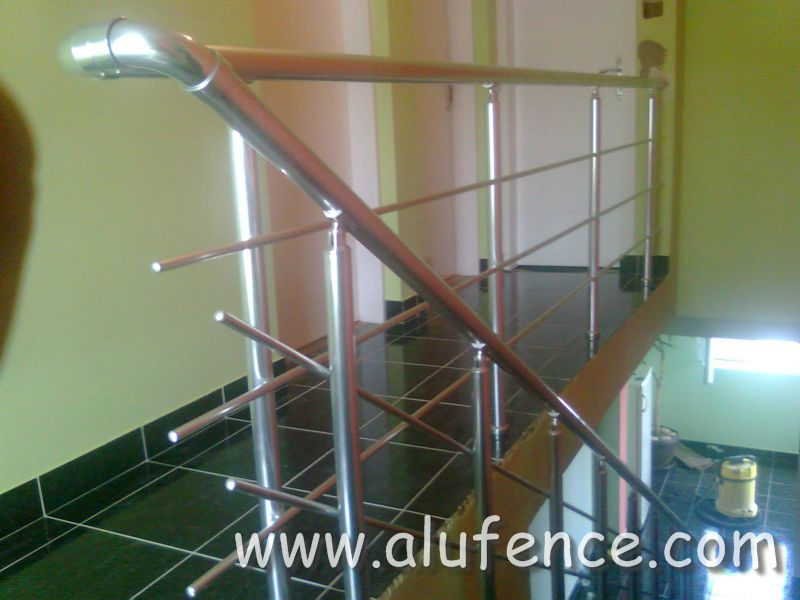 Alufence - Aluminijumske Ograde i Gelenderi 061