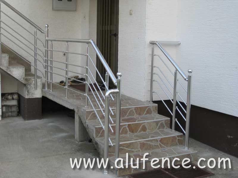 Alufence - Aluminijumske Ograde i Gelenderi 069