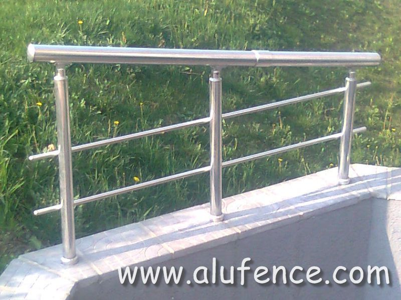Alufence - Aluminijumske Ograde i Gelenderi 072