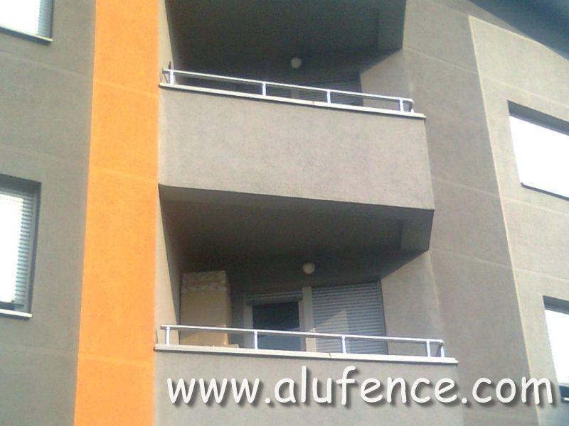 Alufence - Aluminijumske Ograde i Gelenderi 073