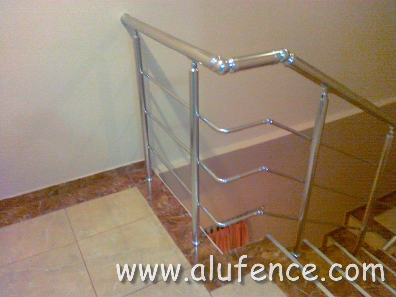 Alufence - Aluminijumske Ograde i Gelenderi 079