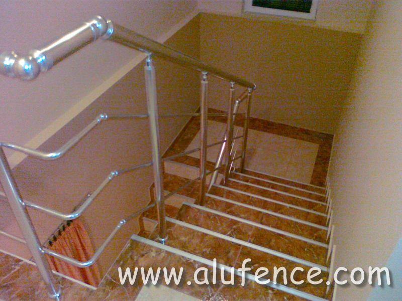 Alufence - Aluminijumske Ograde i Gelenderi 080