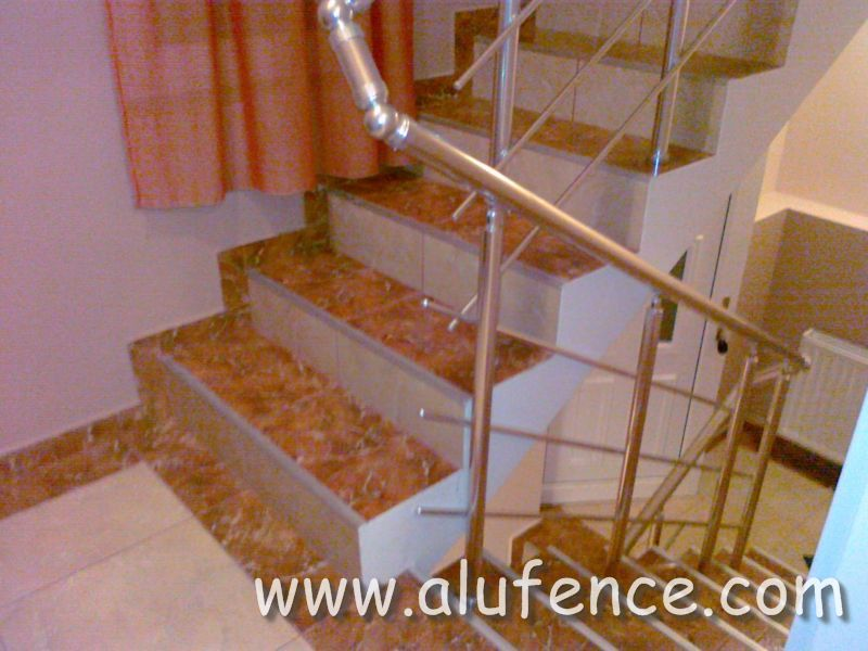 Alufence - Aluminijumske Ograde i Gelenderi 081