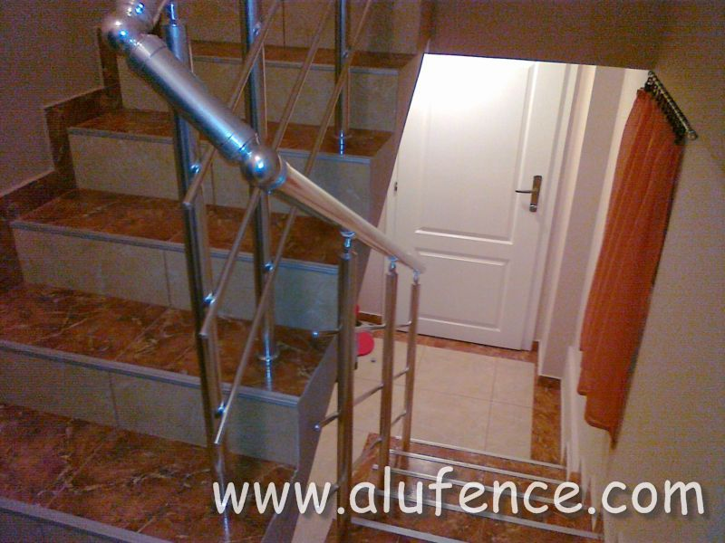 Alufence - Aluminijumske Ograde i Gelenderi 082
