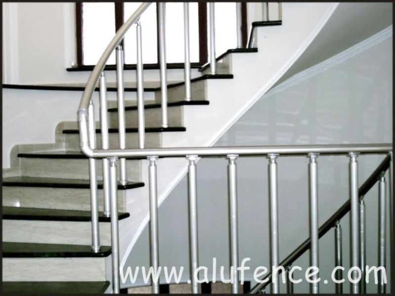 Alufence - Aluminijumske Ograde i Gelenderi 083