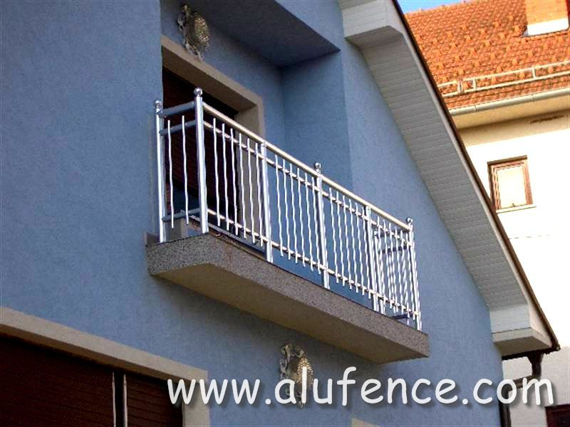 Alufence - Aluminijumske Ograde i Gelenderi 085