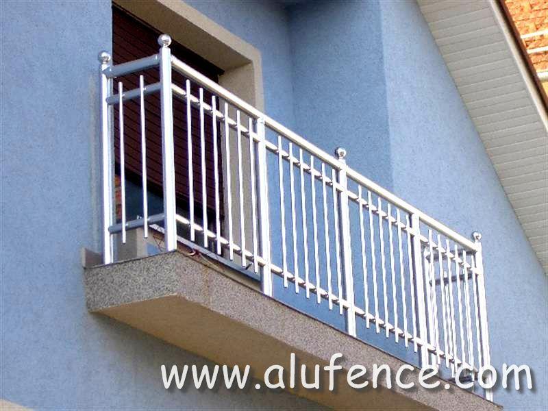 Alufence - Aluminijumske Ograde i Gelenderi 086