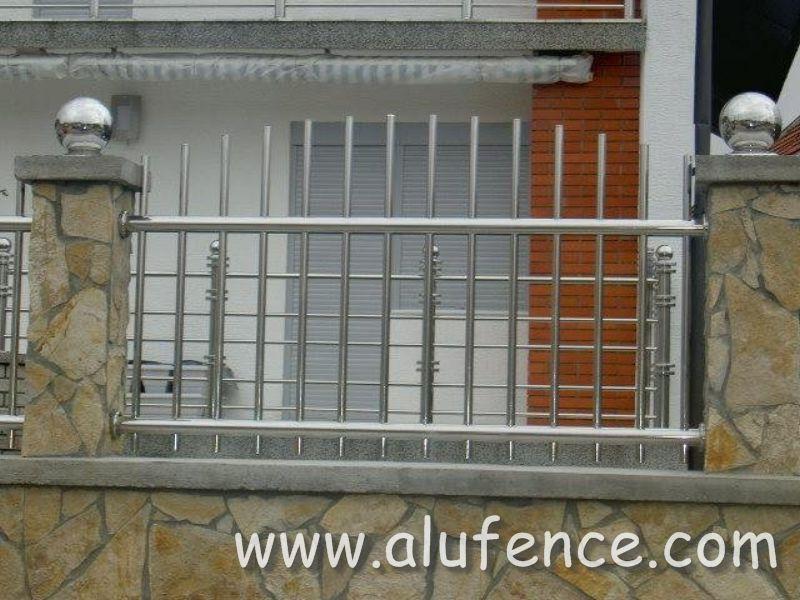 Alufence - Aluminijumske Ograde i Gelenderi 087
