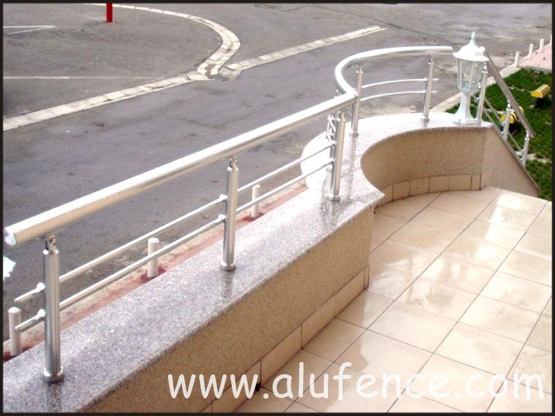 Alufence - Aluminijumske Ograde i Gelenderi 092
