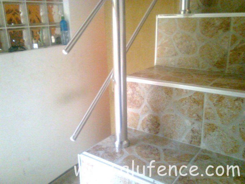 Alufence - Aluminijumske Ograde i Gelenderi 100