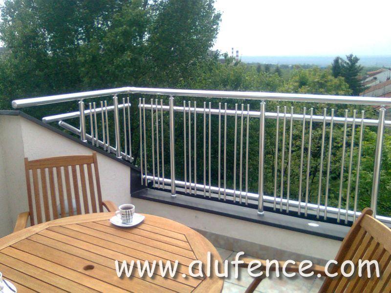 Alufence - Aluminijumske Ograde i Gelenderi 145