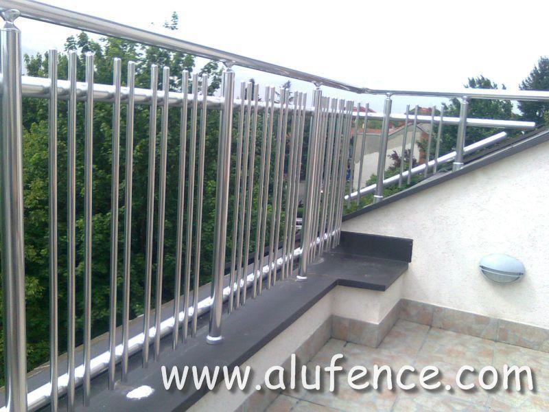 Alufence - Aluminijumske Ograde i Gelenderi 149
