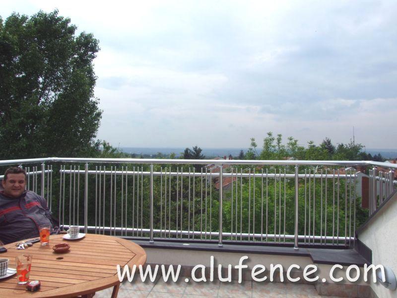 Alufence - Aluminijumske Ograde i Gelenderi 150
