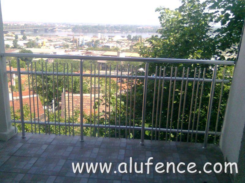 Alufence - Aluminijumske Ograde i Gelenderi 151