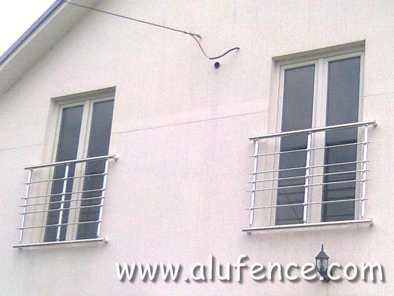 Alufence - Aluminijumske Ograde i Gelenderi 155