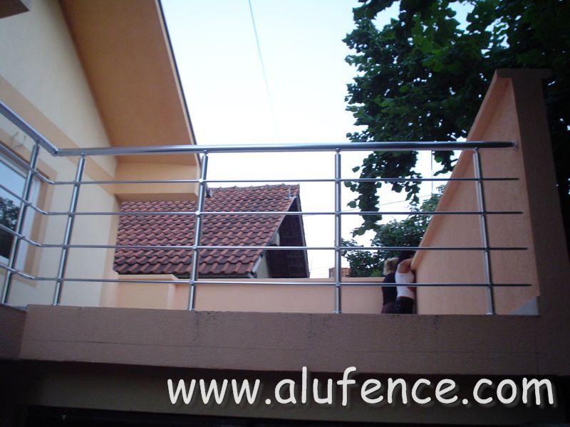 Alufence - Aluminijumske Ograde i Gelenderi 186