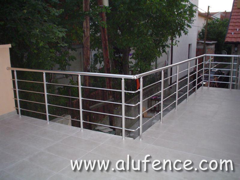 Alufence - Aluminijumske Ograde i Gelenderi 190