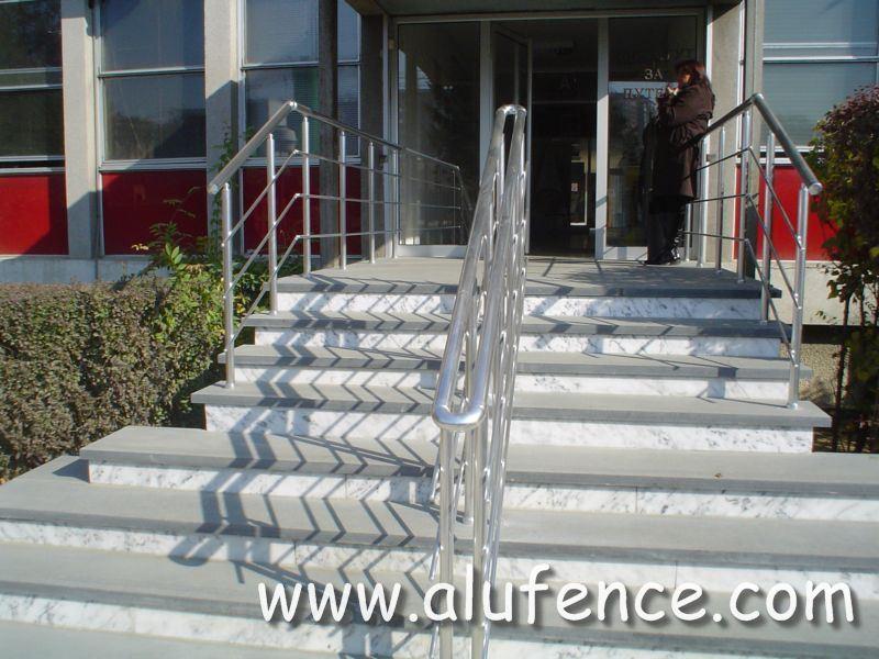 Alufence - Aluminijumske Ograde i Gelenderi 205