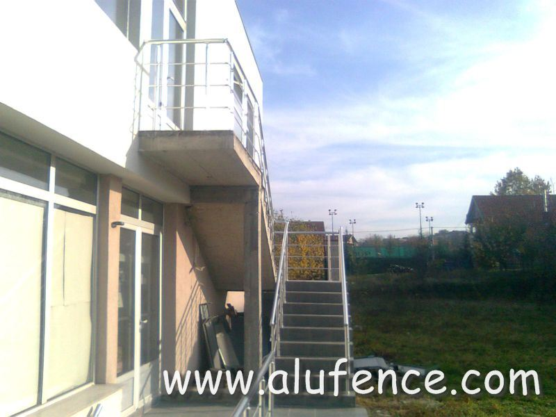 Alufence - Aluminijumske Ograde i Gelenderi 208