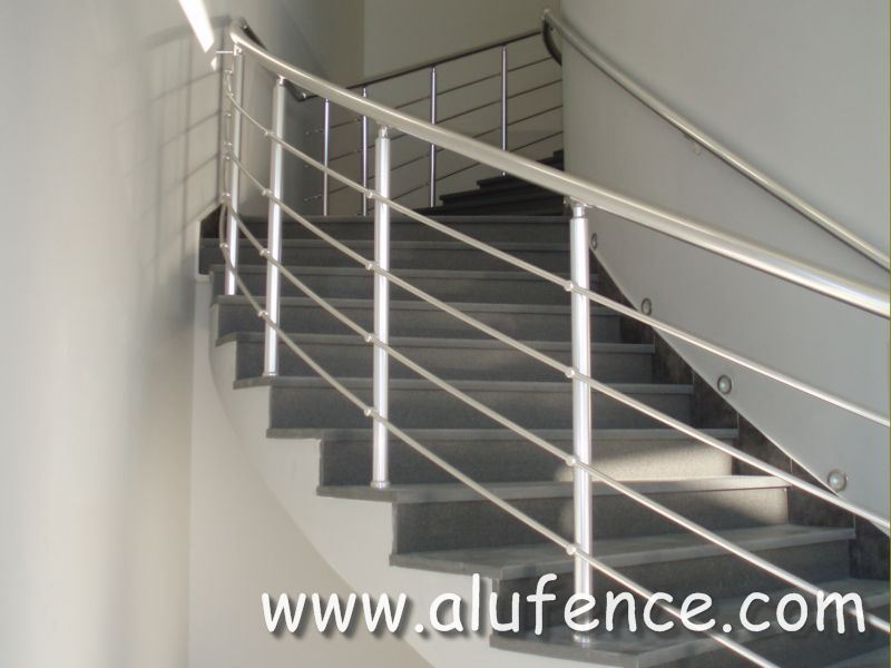 Alufence - Aluminijumske Ograde i Gelenderi 214