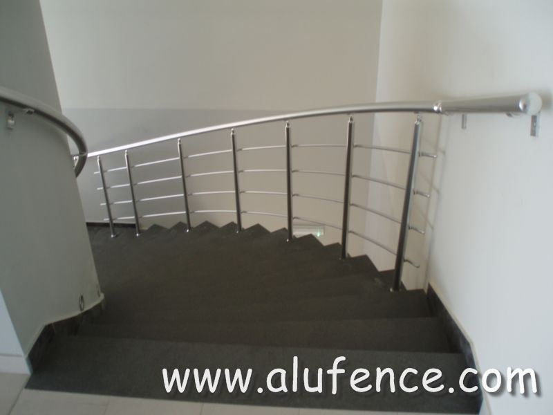 Alufence - Aluminijumske Ograde i Gelenderi 215