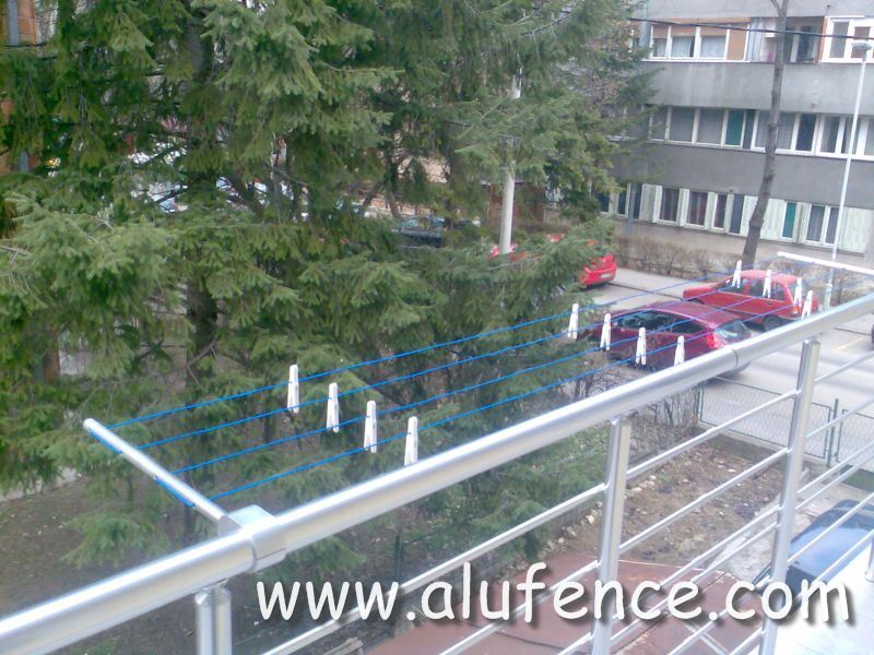 Alufence - Aluminijumske Ograde i Gelenderi 226