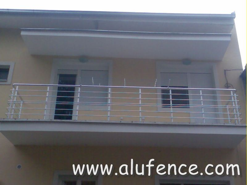 Alufence - Aluminijumske Ograde i Gelenderi 227