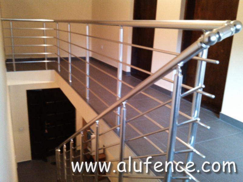 Alufence - Aluminijumske Ograde i Gelenderi 236