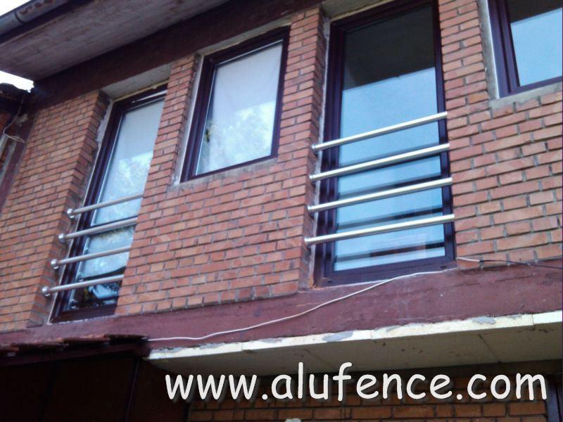 Alufence - Aluminijumske Ograde i Gelenderi 243