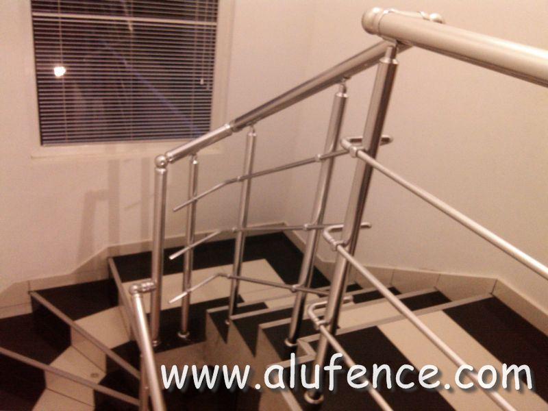 Alufence - Aluminijumske Ograde i Gelenderi 248