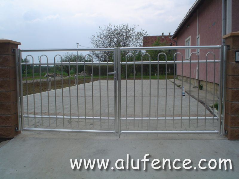 Alufence - Aluminijumske Ograde i Gelenderi 271