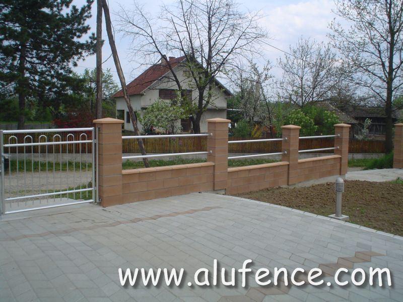Alufence - Aluminijumske Ograde i Gelenderi 274