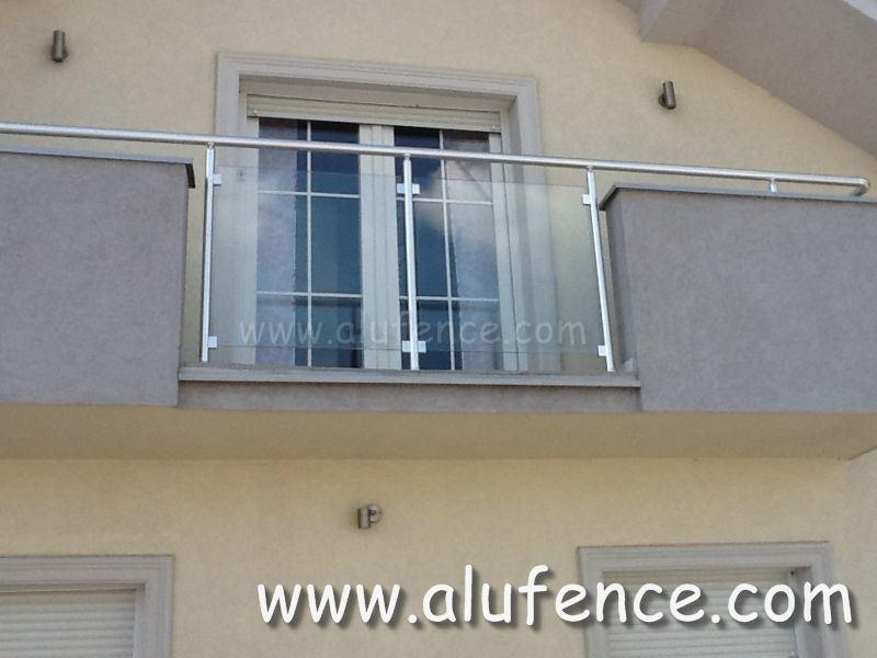 alufence - Aluminijumske ograde i gelenderi 275