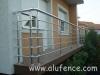 Aluminijumska ograda na terasi