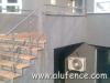 Alufence - Aluminijumske Ograde i Gelenderi 070