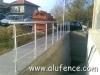 Alufence - Aluminijumske Ograde i Gelenderi 206