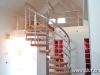 Aluminijumska ograda za kružne stepenice