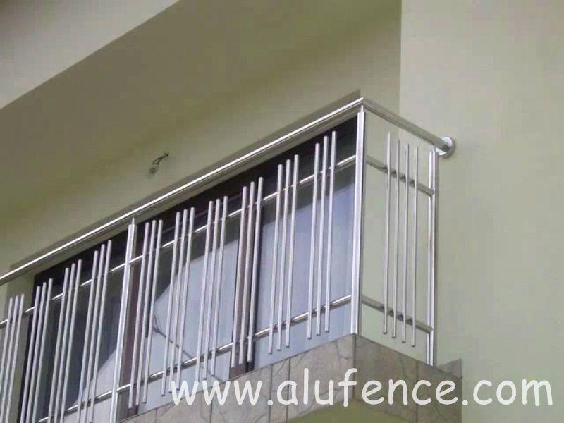 Alufence - Aluminijumske Ograde i Gelenderi 018