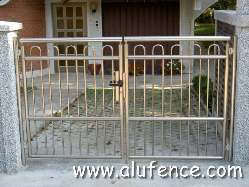 Alufence - Aluminijumske Ograde i Gelenderi 032