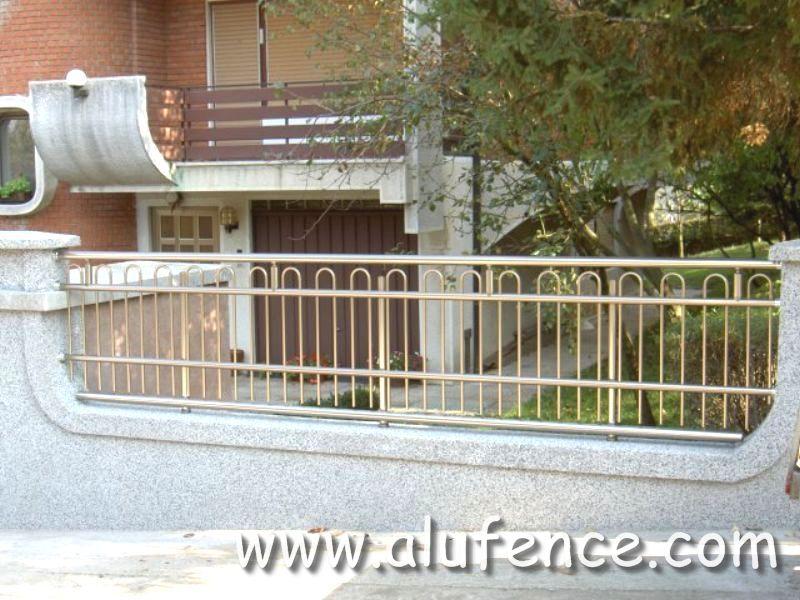 Alufence - Aluminijumske Ograde i Gelenderi 035