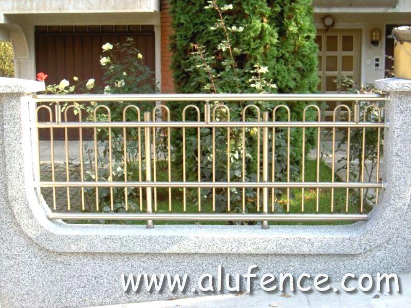 Alufence - Aluminijumske Ograde i Gelenderi 036