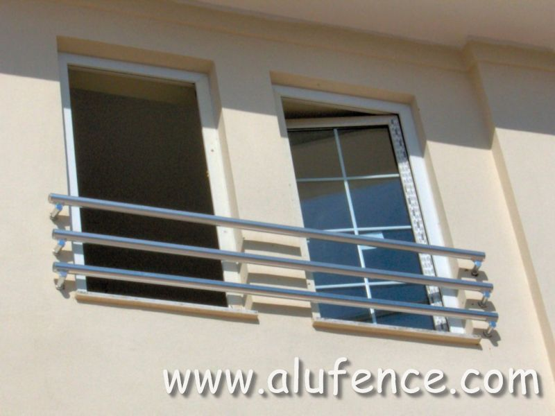 Alufence - Aluminijumske Ograde i Gelenderi 043